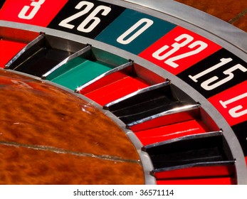 Roulette wheel (casino series)