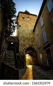 Fourc?s is a round Bastide, and it is cassified among the most beautiful villages of France, tourist destination in the Armagnac's production area and pretty medieval village with timbered houses