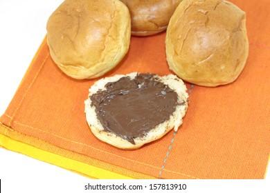 round bun