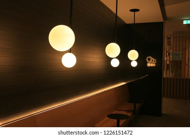 Round ceiling lamp, Modern hanging lighting fixtures