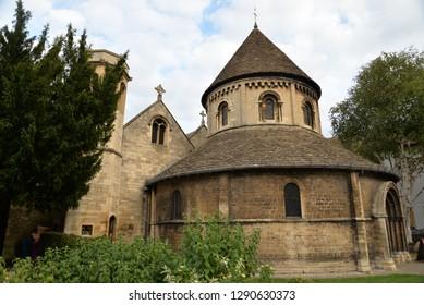 The Round Church, Cambridge, United Kingdom, Europe