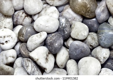 Round Stones Background