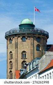 The Round Tower in Denmark, Copenhagen