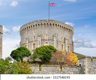 Round Tower of Windsor Castle, United Kingdom
