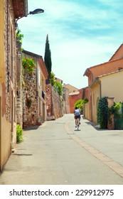 Roussillon en Provence, France