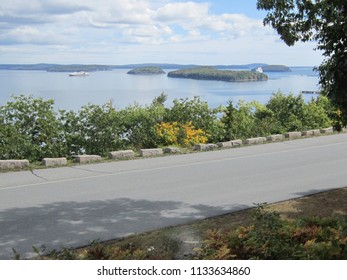 Route 3 to Bar Harbor