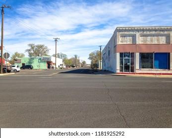 Route 66. Arizona. USA. Spring 2015
