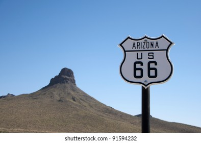 Route 66 signal