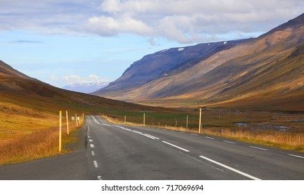 Route Number One or the Ring Road is a national road in Iceland that runs around the island
