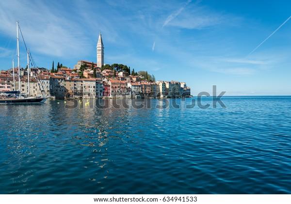 Rovinj, Croatia, Day time