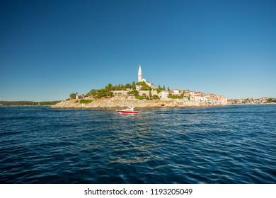Rovinj Istria, Croatia