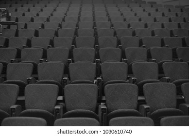 a row of seats