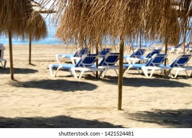 Row Of Umbrellas Images Stock Photos Vectors Shutterstock