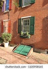 Rowhouse in Philadelphia
