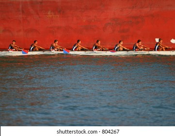 Rowing #5