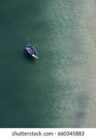 rowing boat, Barra de Guaratiba, Rio de Janeiro
