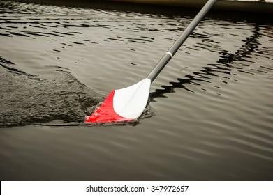 Rowing oar