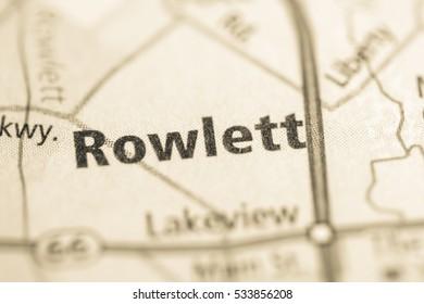 Rowlett. Texas. USA