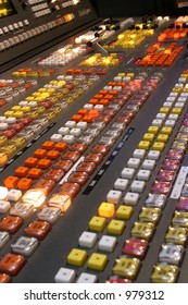 rows of switches