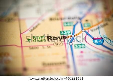 Roy Utah Usa Stock Photo Edit Now 460221631 Shutterstock