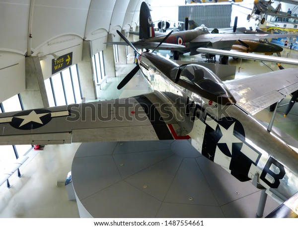 Royal Air Force Raf Museum Hendon Stock Photo (Edit Now