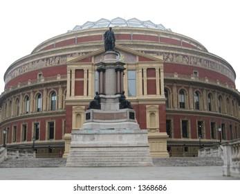 Royal Albert Hall in London, England