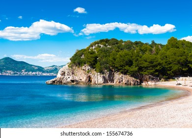 Royal beach of Montenegro
