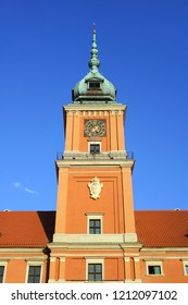 The Royal Castle in Warsaw Old town
