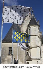 Royal Chateau of Amboise, Loire Calley, France
