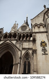 Royal Court of Justice,London