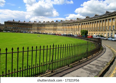 Royal Crescent at Bath