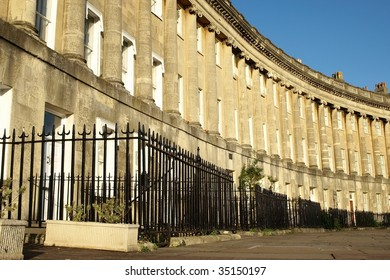 The Royal Crescent, Bath, Somerset
