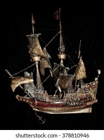 Royal Hind Model Ship