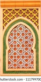 Royal Indian door