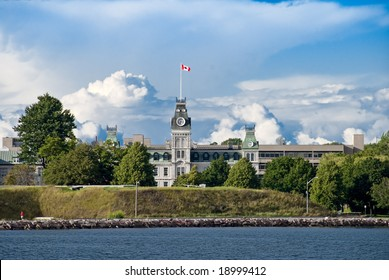 Royal Military College of Canada in Kingston Ontario