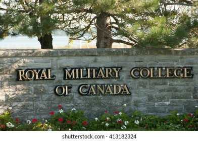 Royal Military College - Kingston - Canada