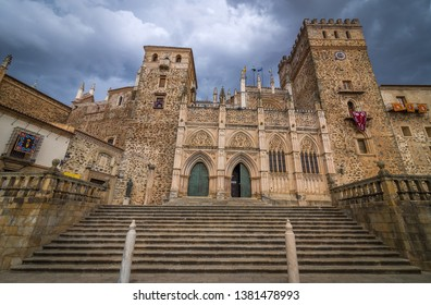 Royal Monastery of Santa Maria de Guadalupe, province of Caceres, Spain