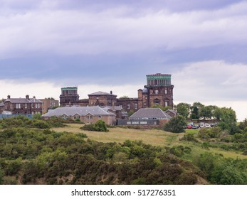 The Royal Observatory on Blackford Hill, Edinburgh, Scotland.
