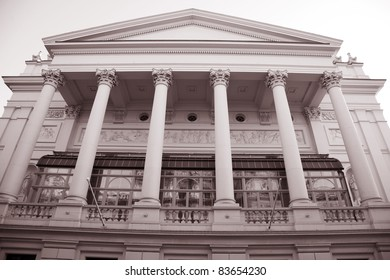 Royal Opera House; London, England, UK