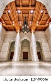 Royal Opera House, Muscat, Oman taken in 2015