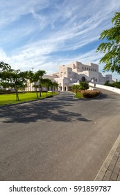 The Royal Opera House, Muscat, Oman