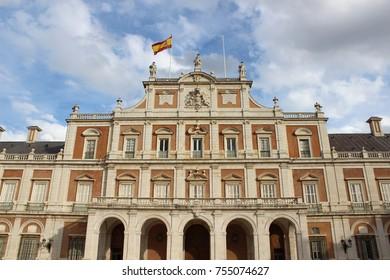 Royal Palace of Aranjuez (Madrid, Spain)