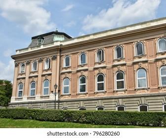 Royal Palace of Budapest, Hungary