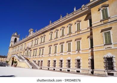 Royal palace of Colorno, Italy