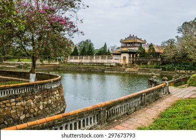 Royal Palace, Hue, Vietnam