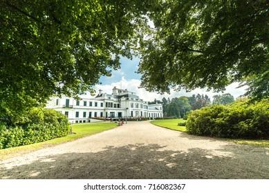Royal Palace in Soestdijk, Holland