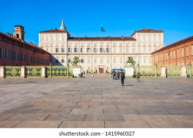 The Royal Palace of Turin or Palazzo Reale di Torino is a historic palace in Turin city, Piedmont region of Italy