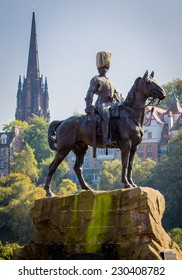 Royal Scots Grey Monument