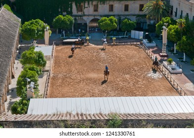 Royal Stables, Córdoba, Andalusia, Spain