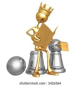 Royal Throne